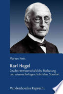 Karl Hegel