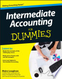 Intermediate Accounting For Dummies Free download PDF and Read online