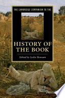 The Cambridge Companion To The History Of The Book book
