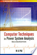 Com Tech In Power Sys Ana