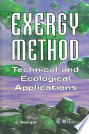 Exergy Method