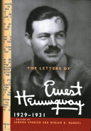 The Letters Of Ernest Hemingway  book