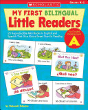 My First Bilingual Little Reader Level A