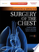Sabiston and Spencer s Surgery of the Chest E Book