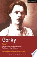 Gorky Plays  2