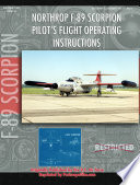 Northrop F 89 Scorpion Pilot S Flight Operating Manual