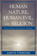 Human Nature  Human Evil  and Religion