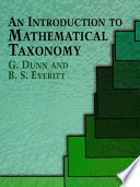 An Introduction to Mathematical Taxonomy