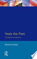 Yeats The Poet