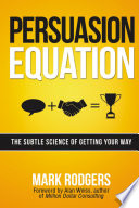 Ebook Persuasion Equation Epub Mark Rodgers Apps Read Mobile