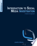 Introduction to Social Media Investigation