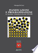 Pianificazione e programmazione  La questione urbanistica in Toscana  1970 1995