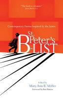 St  Peter s B List