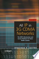 All IP in 3G CDMA Networks