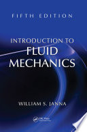 Introduction to Fluid Mechanics  Fifth Edition