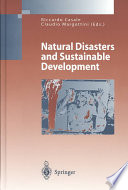 Natural Disasters and Sustainable Development