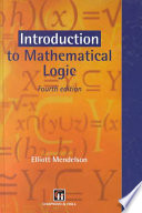 Introduction to Mathematical Logic  Fourth Edition