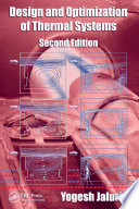 Design and Optimization of Thermal Systems  Second Edition