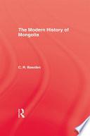 Modern History Mongolia Hb