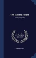 The Missing Finger