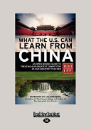What the U  S  Can Learn from China