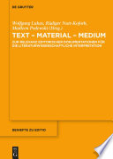 Text - Material - Medium