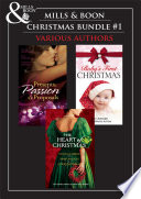 download ebook christmas trio a: the billionaire's christmas gift / one christmas night in venice / snowbound with the millionaire / the christmas twins / santa baby / a handful of gold / the season for suitors / this wicked gift (mills & boon e-book collections) pdf epub