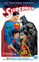 Superman Vol  2  Full House  Rebirth