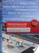 Online-Marketing Essentials für Online-Shop Betreiber