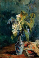Lilac Bouquet  by Paul Gauguin   1885