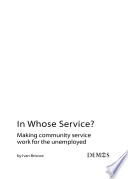 In Whose Service?