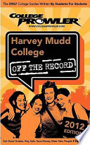 Harvey Mudd College 2012