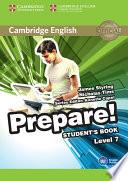 Cambridge English Prepare  Level 7 Student s Book