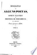 Biografias de alguns poetas