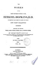 The Works Of Ezekiel Hopkins Arranged And Revised With A Life Of The Author By J Pratt