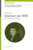 Literatur um 1800