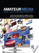 Amateur Media