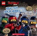 The Lego Ninjago Movie High Tech Ninja Heroes Lord Garmadon Evil Dad Flipbook
