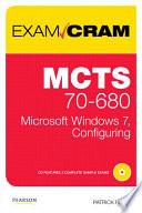MCTS 70 680 Exam Cram