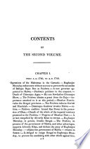 A History of the Mahrattas