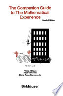 The Companion Guide to the Mathematical Experience