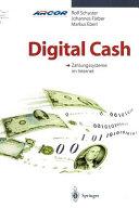 Digital Cash