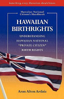 Hawaiian Birthrights Book PDF