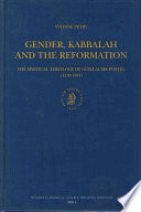 Gender, Kabbalah, and the Reformation