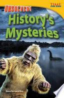 Unsolved! History's Mysteries Pdf/ePub eBook