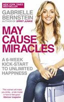 May Cause Miracles Book PDF