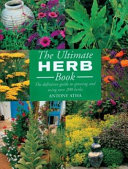 The Ultimate Herb Book Of Herbs With An All In Color Illustrated