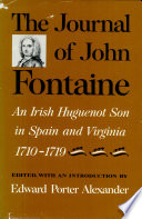 The Journal of John Fontaine