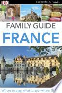 Eyewitness Travel Family Guide France
