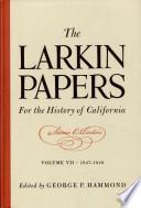 The Larkin Papers